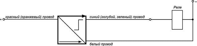 Схема підключення БВК 264